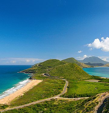 st. kitts #caribbean: Caribbean Oceans, Atlantic Caribbean, Atlantic Ocean, Kitts Caribbean, Kitts Beautiful, St Kitts Island, Caribbean Islands