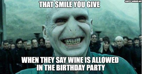 Nice Happy Birthday Voldemort Happy Birthday Memes Happy Birthday Brother Funny Happy Birthday Funny Harry Potter Birthday Meme