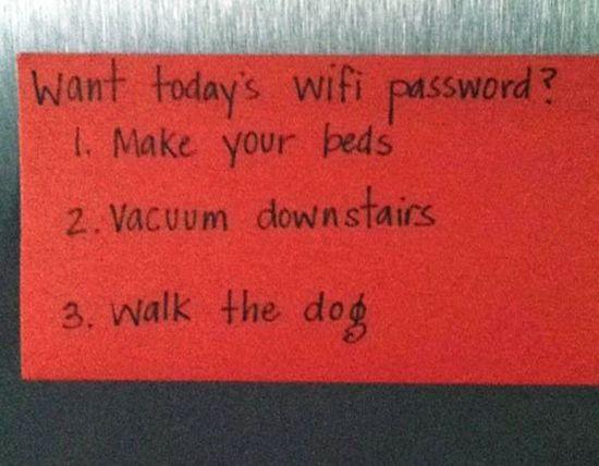 Parenting Genius At Work - I call this leverage!