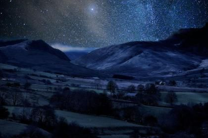 Cadar idris by starlight - (#160290) - High Quality and Resolution Wallpapers on hqWallbase.com