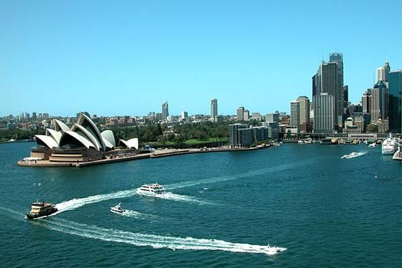 Maybe my most dreamed about trip . . . Sidney, Australia