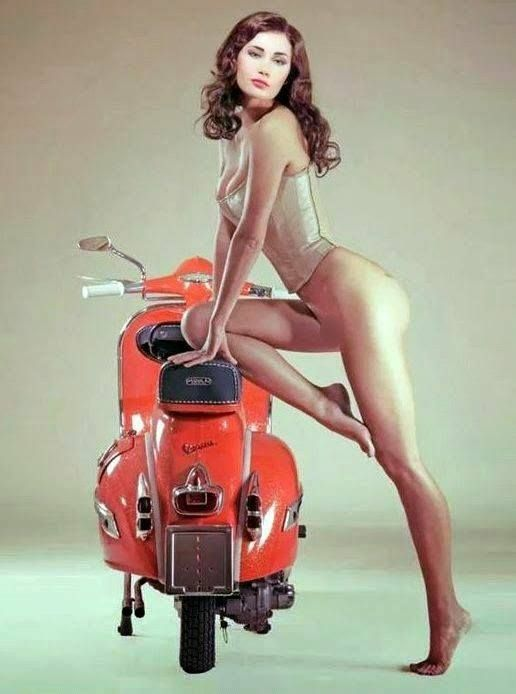 Hot Pussy On Scooter Pictures 47