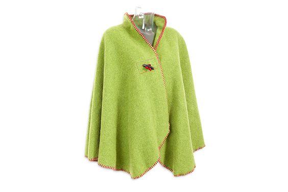 Poncho Moni - Fashion - Produkte - Steiner1888