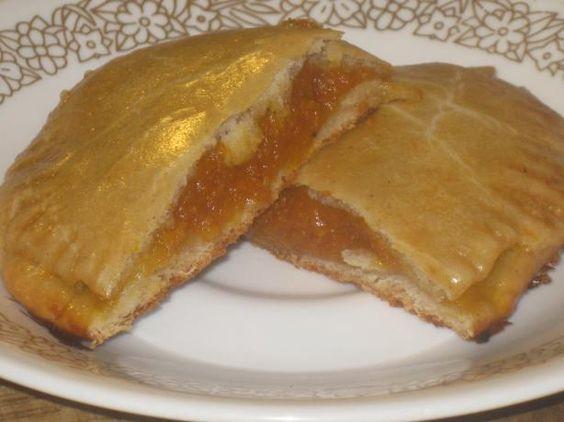 Cinnamon-Pumpkin Empanadas ( Empanadas De Calabazas). Photo by Chef Sarita in Austin Texas