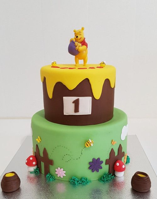 Gâteau Winnie L\u0027ourson