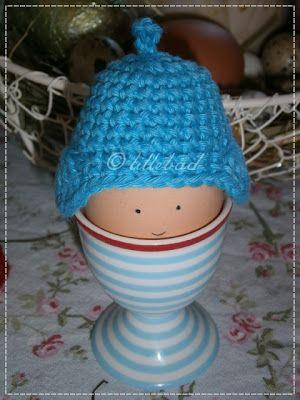 Mütze für's Ei ;)