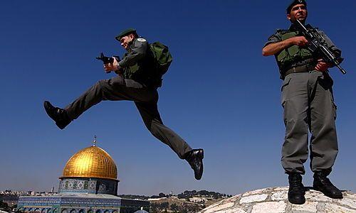 Soldiers in Israel