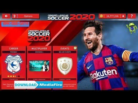 Dls 2020 Mod Apk Obb Data Messi Gold Edition Download Messi Game Download Free Player Download