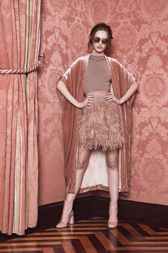 Fringed Fashion: Alice + Olivia