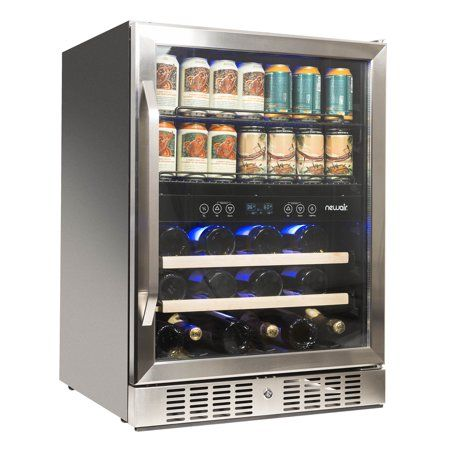 Home Stainless Steel Refrigerator Built In Refrigerator Wine Coolers Drinks