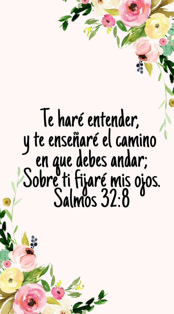 Salmos #CreatedForMe