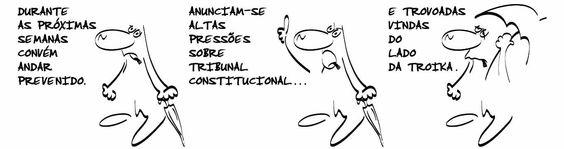 Cartoon de segunda-feira, 25 de novembro de 2013
