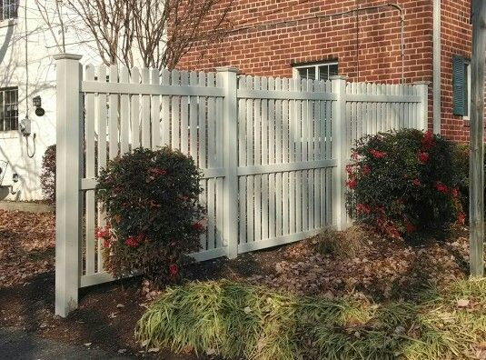 Is This Type Of Style Stable / Doable In Cedar?Vinyl Fence