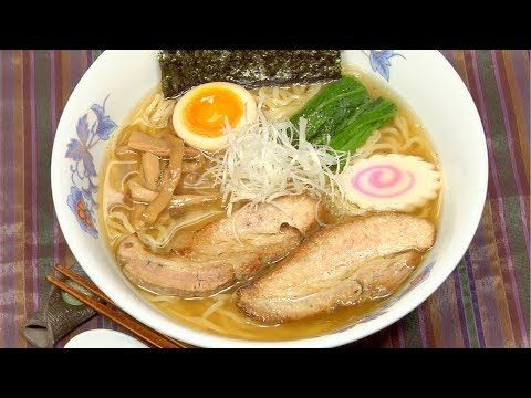 Yakibuta Ramen Recipe The Best Noodles With Tender Pork And Savory Broth Cooking With Dog Recipe Ramen Recipes Homemade Ramen Katsu Curry Recipes