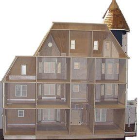 Barbie doll house floor plans