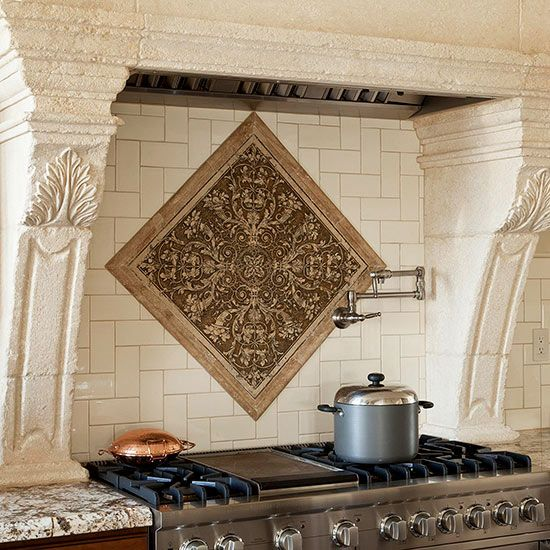 Kitchen Backsplash Ideas Herringbone Mantels And Better