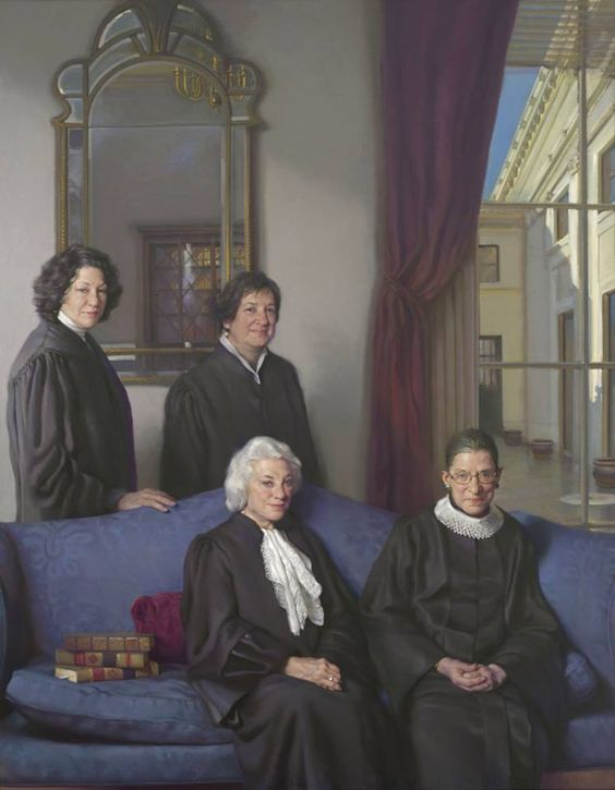 Four Supreme Court Justices