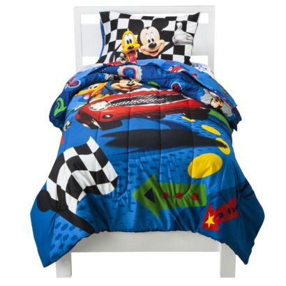 Disney mickey mouse club house comforter twin boy s bedroom
