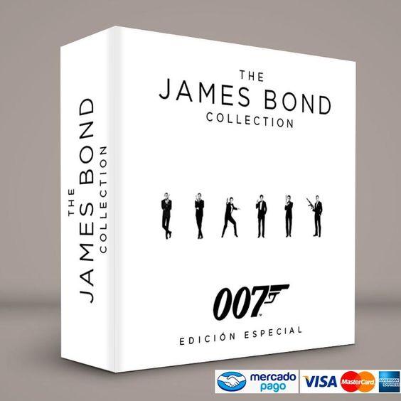 My name is Bond... James Bond. Disponible en DVD y BluRay. Visita nuestra RetroTienda · Películas · Series · Tazas · Franelas → RetroReto.com