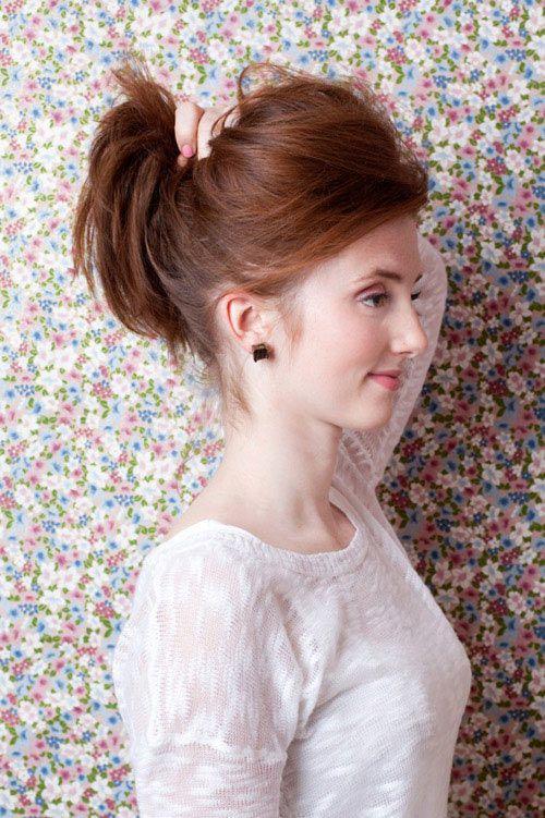 7 Style buộc tóc đuôi gà thật đẹp cho bạn gái thêm tự tin