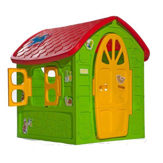 Thorberg Spielhaus Maxi Kinderspielhaus Extra Gross 120x113x111cm Made In Eu Kinderhaus In 2020 Kinderspielhaus Kinderhaus Spielhaus