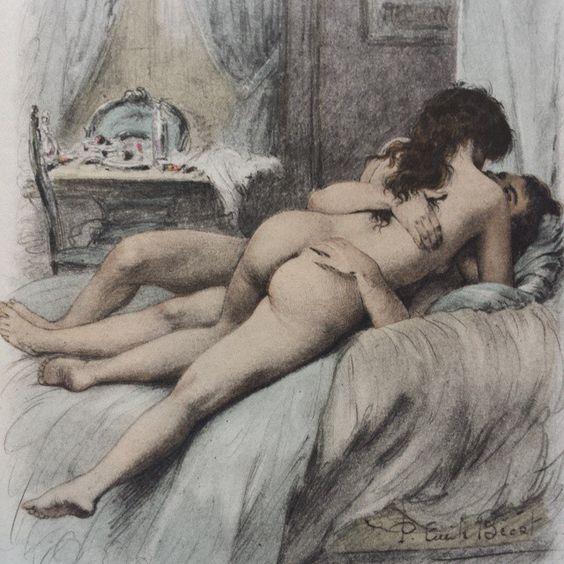Colonial america erotica