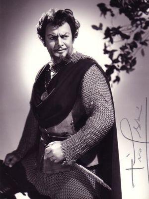 ✩ Celebrating Tito Gobbi, super #Opera #baritono, passed in Rome March 5, 1984 ✩: