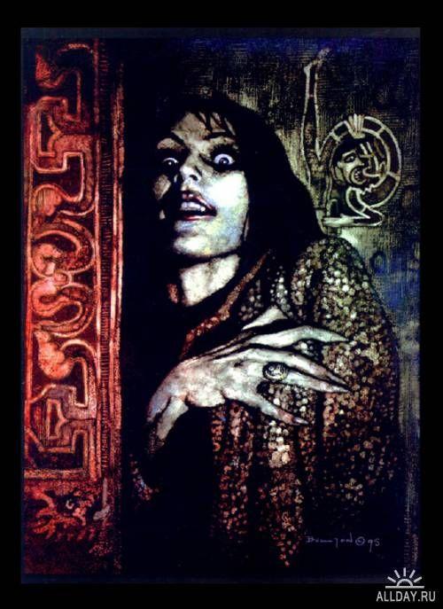 vampire the mascarade art | Art of Vampire the Masquerade » ALLDAY - народный сайт о ...