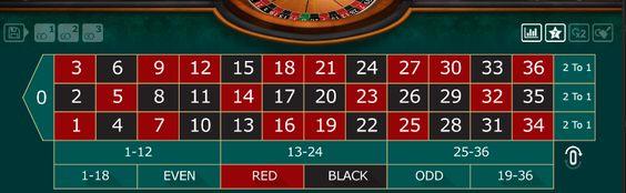 roulette online 1kcasino