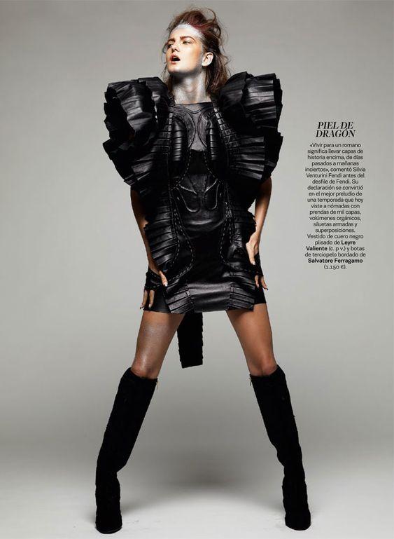 Жанна д'Арк в моде