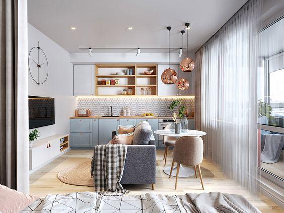 Design Interior Rumah Mungil yang Indah Menurut Pandangan Arsitek