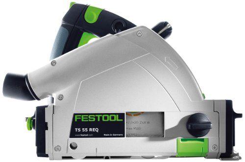 Festool TS 55 REQ Track Saw Festool