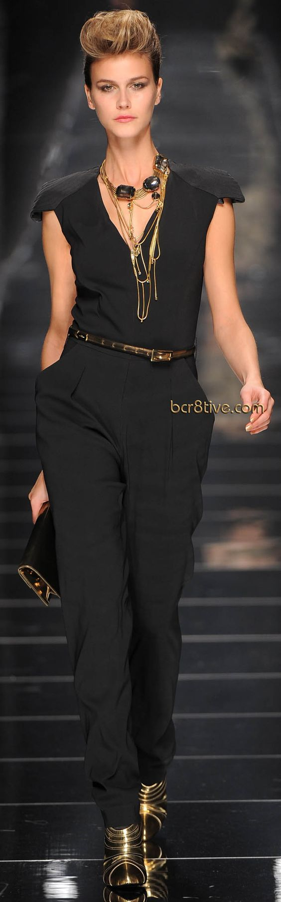 John Richmond Fall Winter......chic for any age