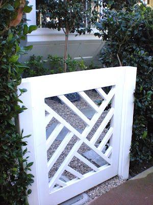 lindo portão