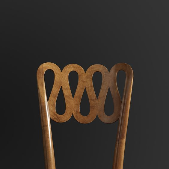 118: Gio Ponti / Rare and early chair from Conti Contini Bonaccossi, Florence < Italian Masterworks, 13 December 2012 < Auctions   Wright