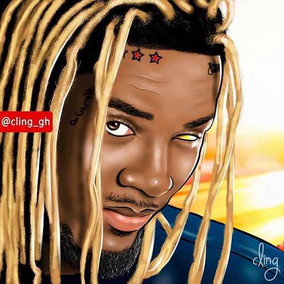 Happy Birthday to Fetty #Juneborn #clingart #artist #tbart #gallery #dopeart #digitalpainting #artoftheday #realistic_arts