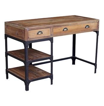 Industrial Small Desks And Industrial Style Furniture On