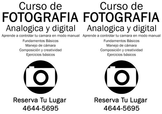 CURSO DE FOTOGRAFÍA DIGITAL   Juan Agusti Fotografia