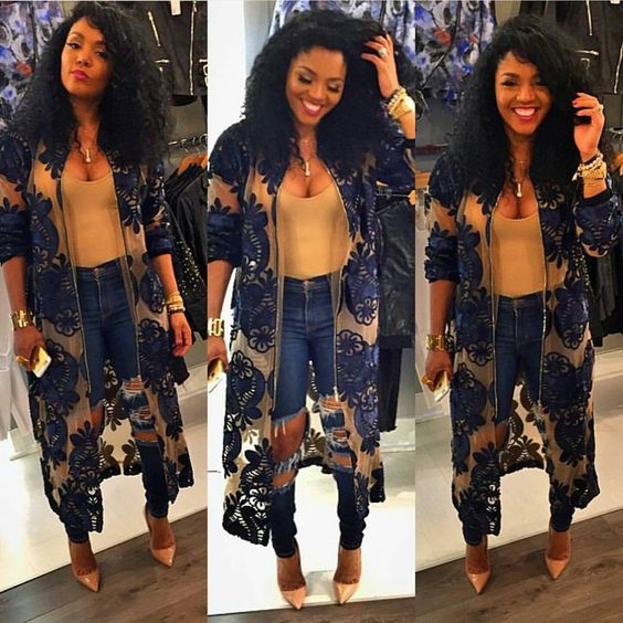 Posts, Rasheeda and Style on Pinterest