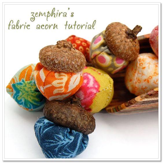 Make diy acorn crafts for decorating come one felting for Diy acorn crafts