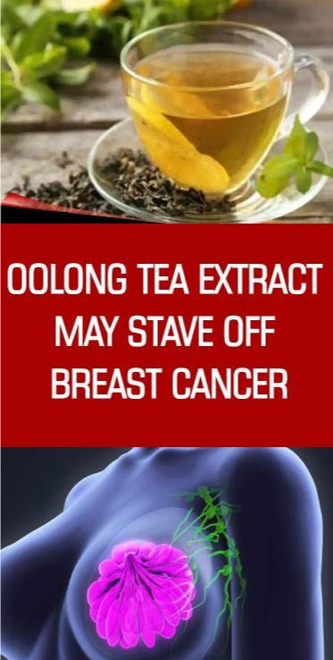 New research finds that oolong tea can harm bosom malignant growth cells and that individuals who expend a lot of this tea have a lower danger of creating breast cancer.