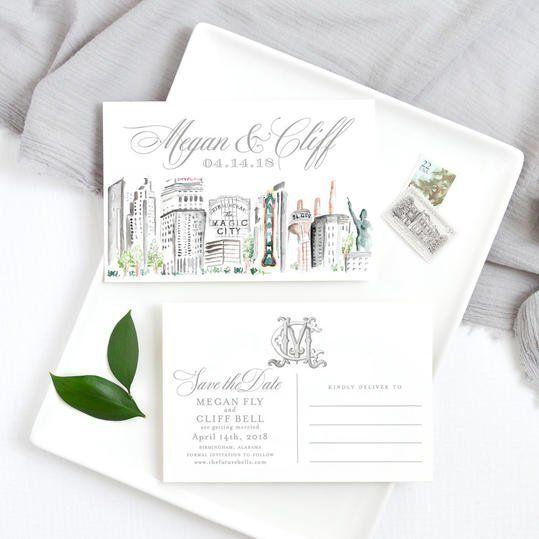 The Secret To Making Wedding Invitations Feel Personal Making Wedding Invitations Wedding Invitations Illustrated Wedding Invitations