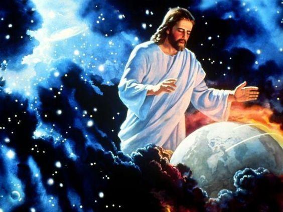 Jesus | Christian Graphic: Jesus Christ Papel de Parede Imagem