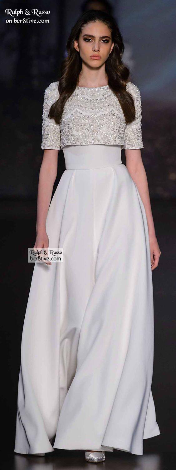 Ralph & Russo Haute Couture Outono 2015-16: