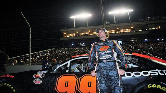 Travis Pastrana Returns To The Nationwide Series