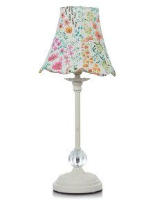 George Home Watercolour Floral Table Lamp