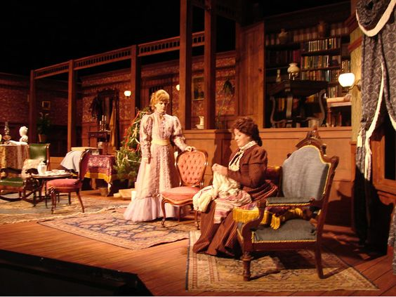 an analysis of realism in uncle vanya and a dolls house In chekhov's later plays - uncle vanya (1897), the three sisters (1901) and the   lies and deceit in business and the use and abuse of power a doll's house   an abstract drama that explores ideas about life after death and the meaning of.