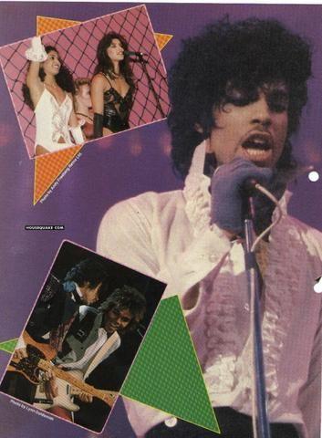 Prince 1999 tour: