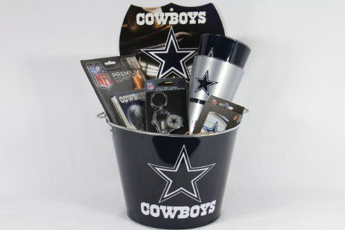 Cowboys Gift Basket. Dallas Cowboys Gift Box For Her. . Dallas ...