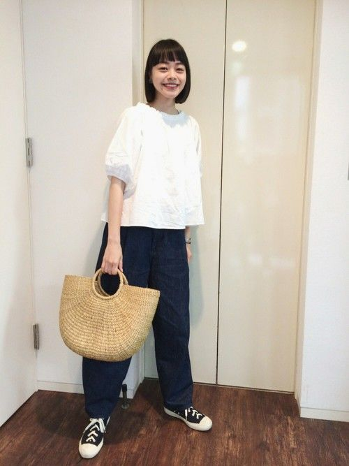 niko and...のシャツのkanoco